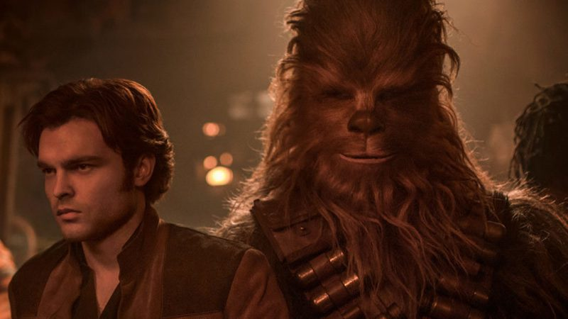 Han and Chewie in Solo: A Star Wars Story | Lucasfilm