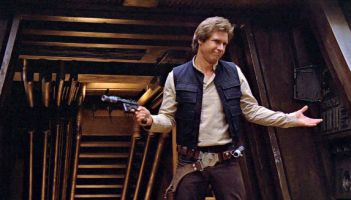 Han Solo in Return of the Jedi | Lucasfilm