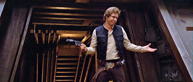 Han Solo in Return of the Jedi | Lucasfilm