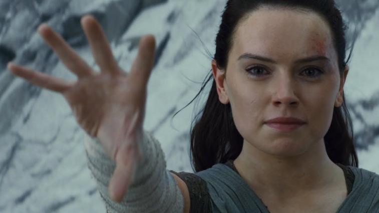 Rey in The Last Jedi | Lucasfilm