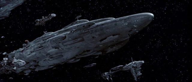 The Rebel Alliance fleet | Lucasfilm