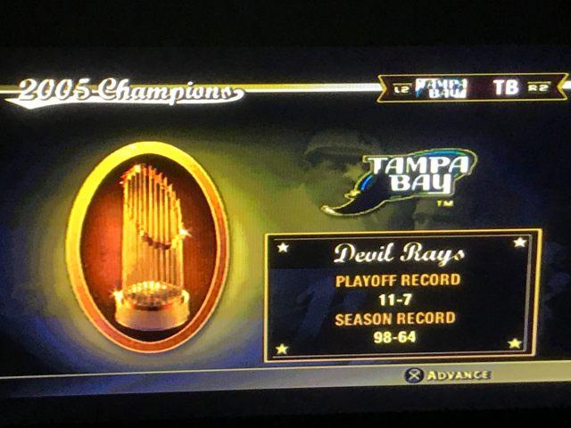 2005 champs