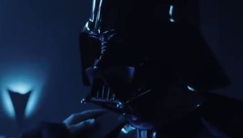 Darth Vader in Shards of the Past